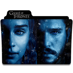 Game of Thrones : TV Series Folder Icon v23 by DYIDDO