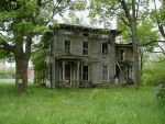 Old farmhouse, Depauville, NY by Lectrichead
