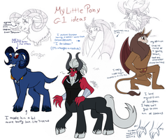 MLP: Some G1 thought and opinins by Chibi-N92