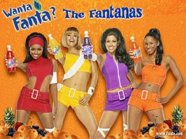 Fanta Collab For Boys and Girls by Asiatheblacknese