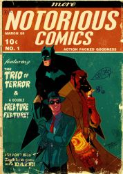 Trio of Terror by KidNotorious