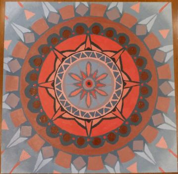 Mandala Thing by ForeverNight3