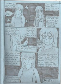 Town With No People MANGA (Page 7) by MikaDiva