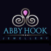 My new logo and branding by AbbyHook