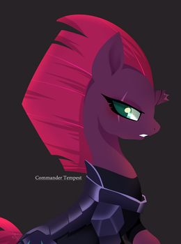 Commander Tempest by abc002310
