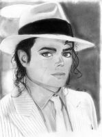 Michael Jackson by loueezen
