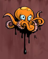 defensive octopod by tacosushi