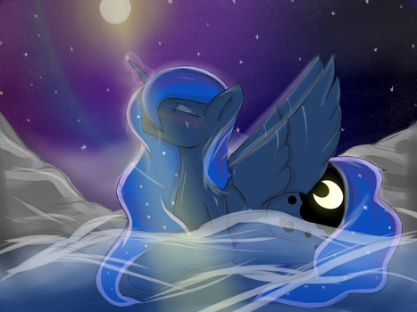 New Moon by fillyfeill