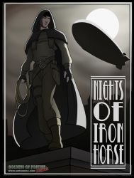 Nights of Ironhorse by sofcomics