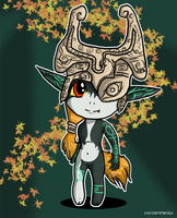 Midna by kittehmeow