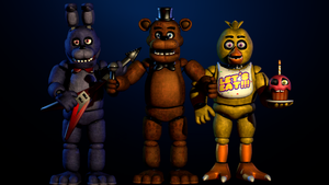 The Band (Wallpaper) by Delirious411
