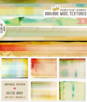 Large Textures - Batch #001 by colorfilter