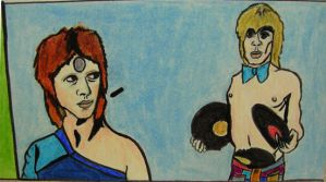 Iggy pop comic strip- 1 frame by modastrid