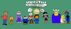Undertale Animated (Hypothetical) by LuciferTheShort