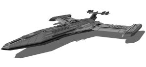 ICF-FS295 - 'Marozi' Corvette PREVIEW by ValkyriaDawg