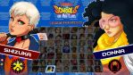 Rival Schools Jam - Character Select by Velocimander