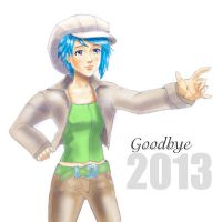Goodbye 2013 by izzathafiz