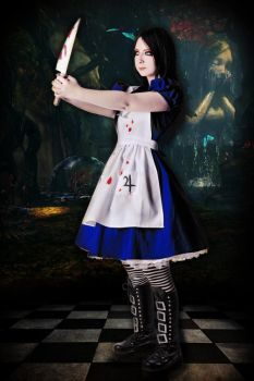 Alice Liddell 4 by LucyIeech