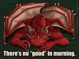 There's No Good in Morning by Nightlyre