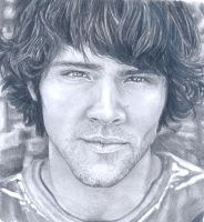Sam Winchester by LadyLovan