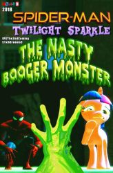 The Nasty Booger Monster by ErichGrooms3