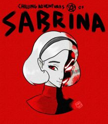 Chilling Adventures of Sabrina by maygc17