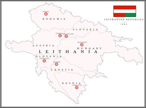 The Leithanian Republics in 1944 AD by Daeres