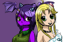 .:RQ:. Double Sided by FloralFantasy