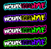 Wolves That Byte Logo. v1 by GodlikeMcx