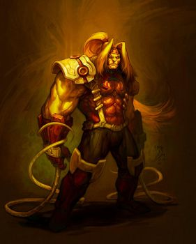 Omega Red by MinohKim