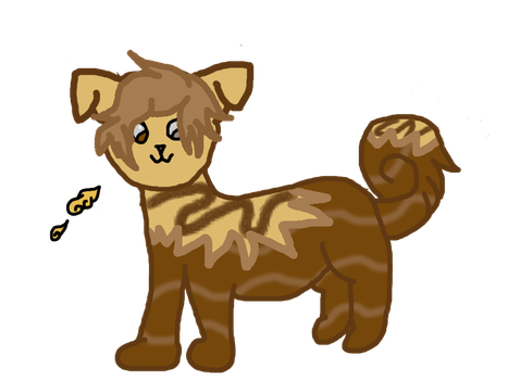 Cookie Milk Dog MYO [Final] by DaughterOfMaat