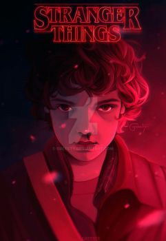 Stranger Things 2 by Greesty