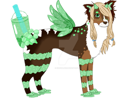 Custom trade for SkyTheBean by firevulpix1