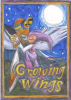growing wings JxN comic by MonoShuga