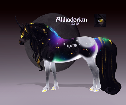 Akkadorian Z Mare 115 - Custom Import by Dezaaru