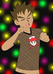 Ravin' Brock by jellybeansniper