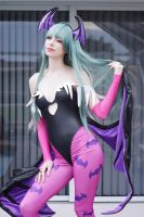 Morrigan IV by MeganCoffey