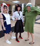 Megacon 2018 misc cosplay group by kingofthedededes73