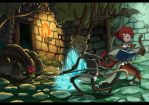 FF14 - Dungeon Time! by kiwii