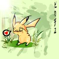 Pika Day by Spilled-Sunlight