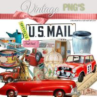 vintagePNG pk_05 by SublimeArtDusT