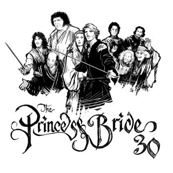 Happy 30th Princess Bride by eikonik