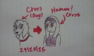 Ginga Nagareboshi Gin: Human! Cross My Headcannon by Revenir-Ghoul