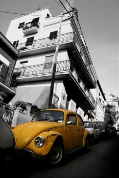 VW Beetle by krummipictures