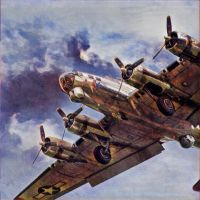 Bomber Painting by 5bodyblade