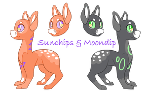 APPROVED - Sunchips and Moondip by Duskopre