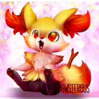 :Braixen Love: