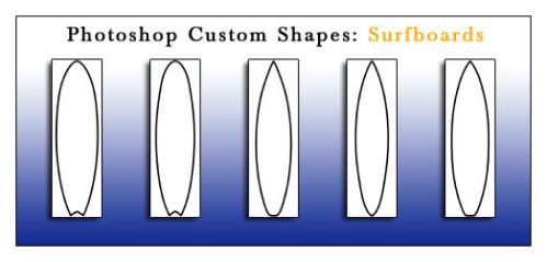 Surfboard Shapes by thesuper