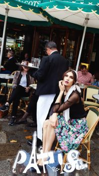 Filter Fashion in Paris by silkephoto