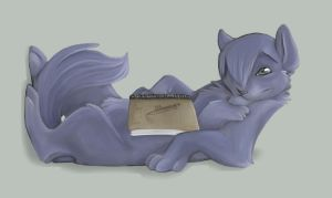Relaxed Artist by daisy7